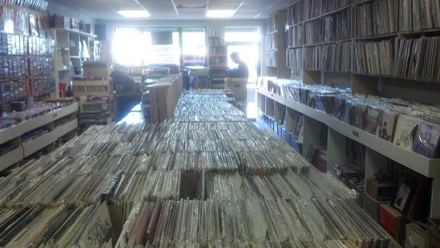 High Fidelity - Amityville (Long Island) New York - store interior
