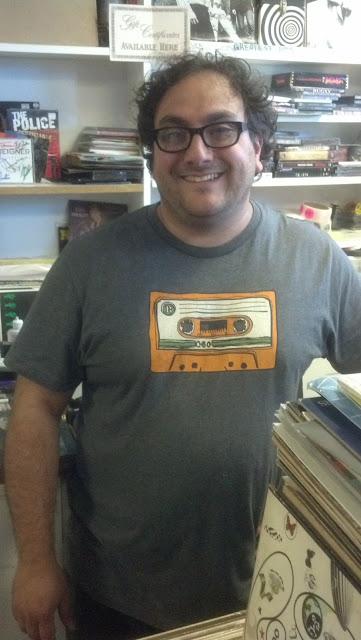 High Fidelity Records - Amityville (Long Island) New York - Marc Sendik