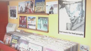 Jack's Rhythms New Paltz New York store interior