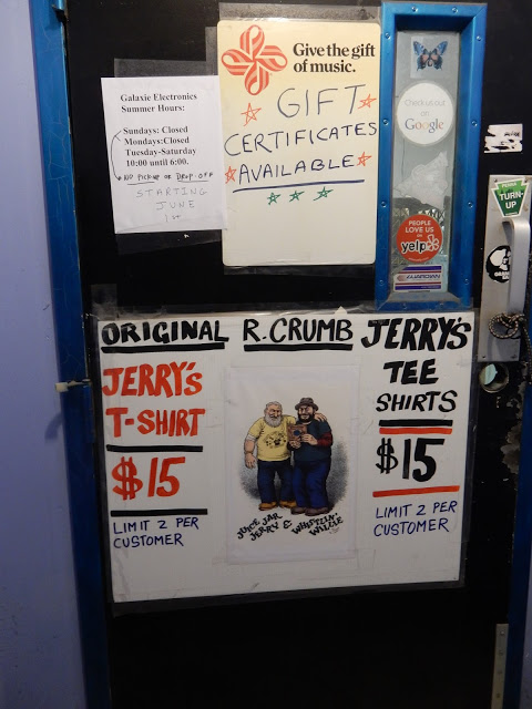 Jerry's Records - Pittsburgh Pa. - T-Shirt
