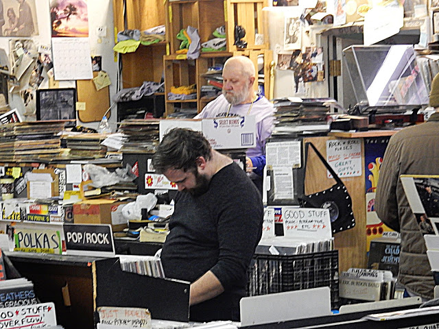 Jerry's Records - Pittsburgh Pa. - Jerry Weber