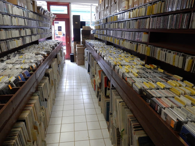 Attic Records - Pittsburgh PA - cds