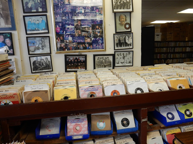 Attic Records - Pittsburgh PA - 45s