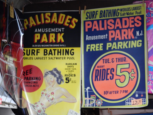Music Country - Cliffside Park New Jersey - Palisades Amusement Park posters