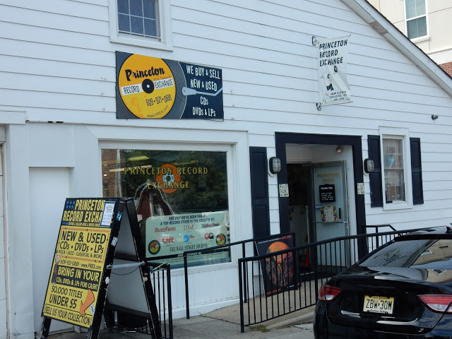 Princeton Record Exchange - Princeton NJ - Store Front