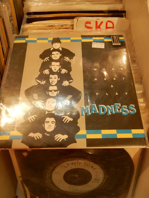 Randy Now's Man Cave - Bordentown NJ - Ska Records