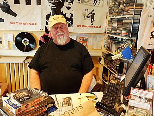 """Randy Now's Man Cave - Bordentown New Jersey - Randy """"Randy Now"""" Ellis"""