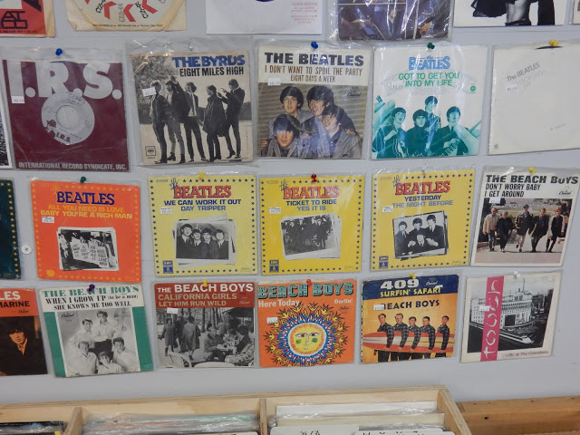 Olympic Records - Providence Rhode Island - 45 picture sleeves