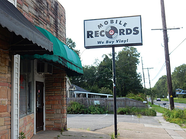 Mobile Records - Store Front - Mobile Alabama