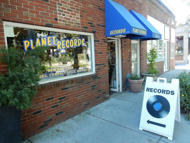 Planet Records - Exterior - Cambridge, Massachusetts