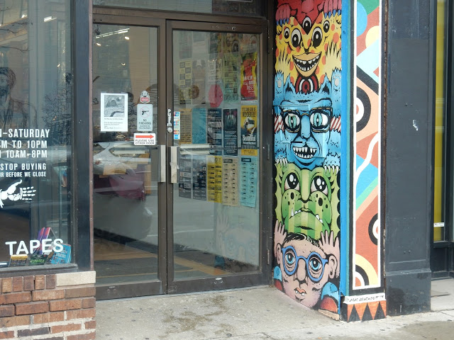 Reckless Records - Wicker Park Chicago Store Front