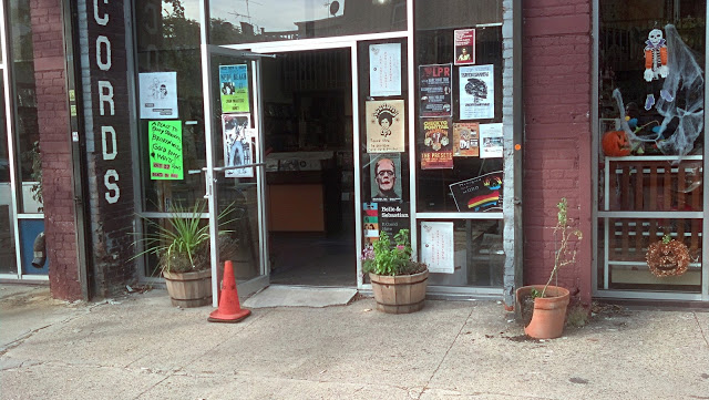 Academy Records Annex Greenpoint Brooklyn