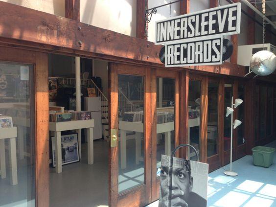 Innersleeve Record Store Sag Habor New York