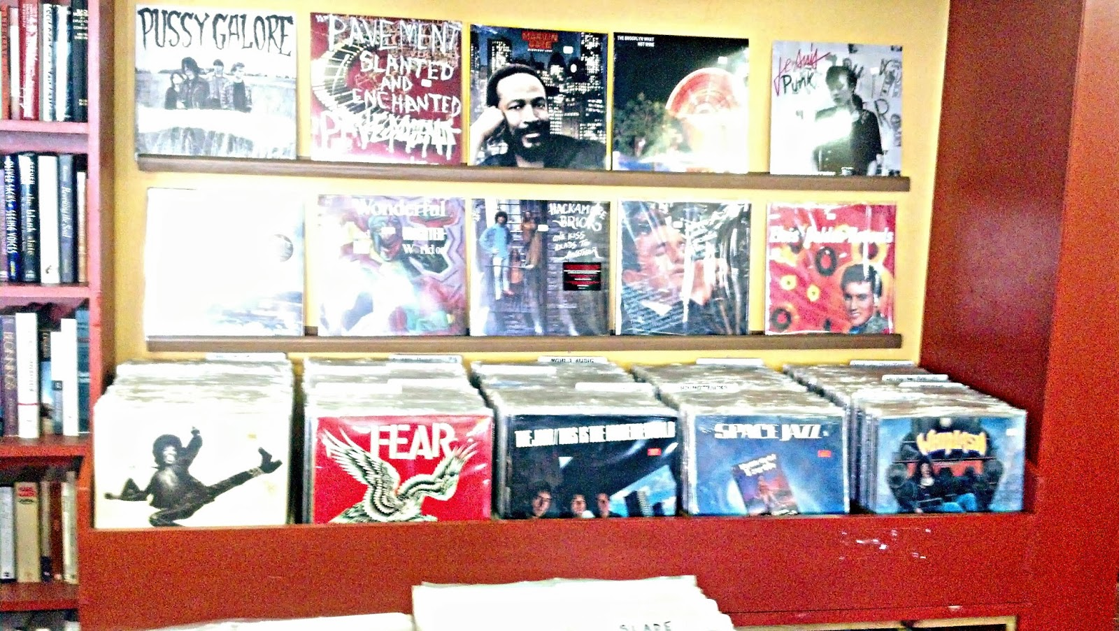 Jack's Rhythms New Paltz New York - records for sale