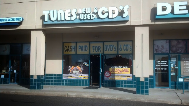 Tunes Record Store Voorhees New Jersey