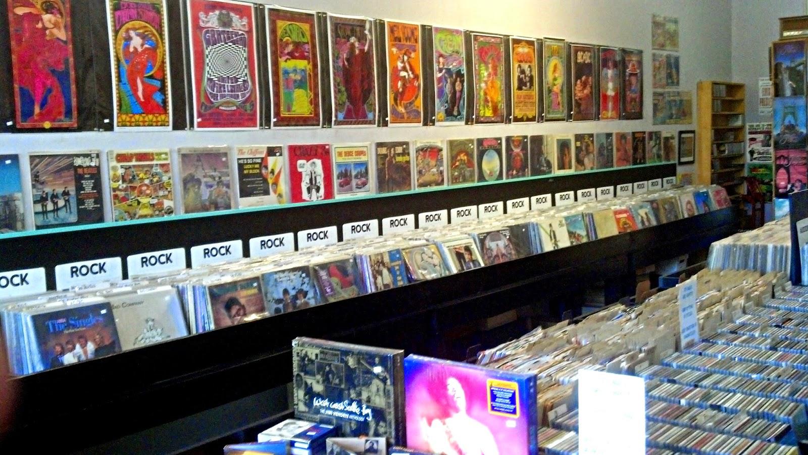 Vinyl Resting Place Portland Oregon - posters
