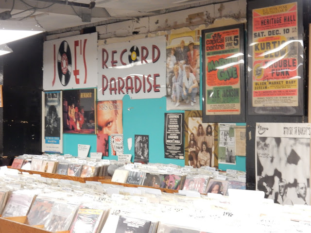 Joe's Record Paradise - Silver Springs Maryland